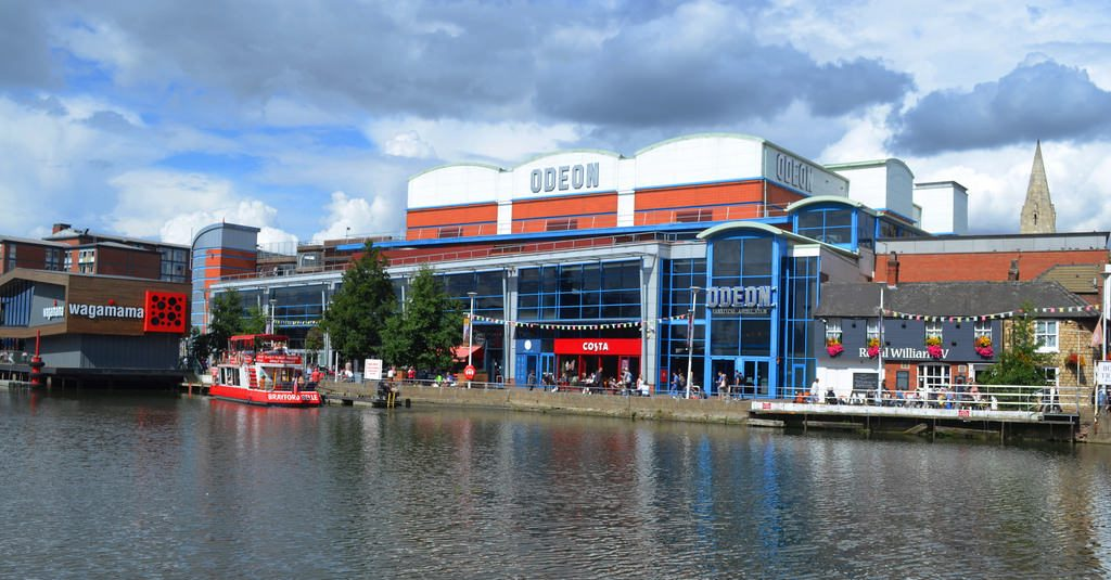 odeon lincoln